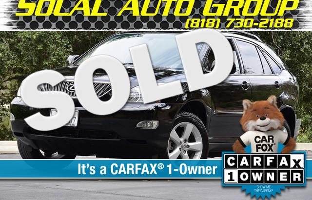 2005 Lexus RX 330 4WD - AUTO - PREMIUM PKG - SUNROOF - 1-OWNER Reseda, CA 0