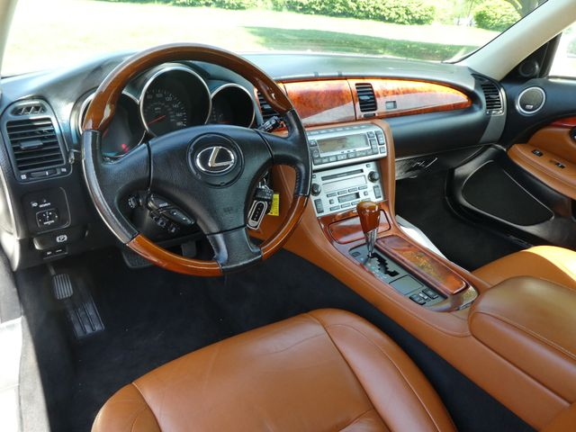 2005 Lexus SC 430 Leesburg, Virginia 24