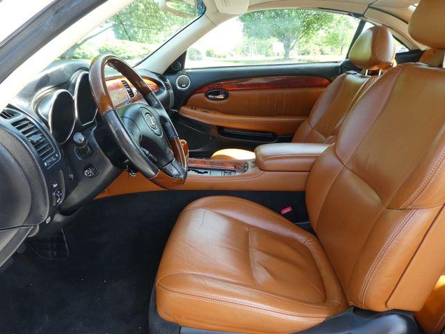 2005 Lexus SC 430 Leesburg, Virginia 25