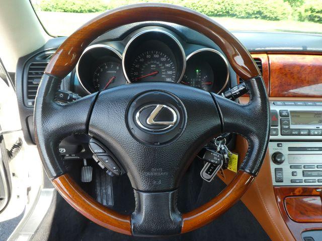 2005 Lexus SC 430 Leesburg, Virginia 28