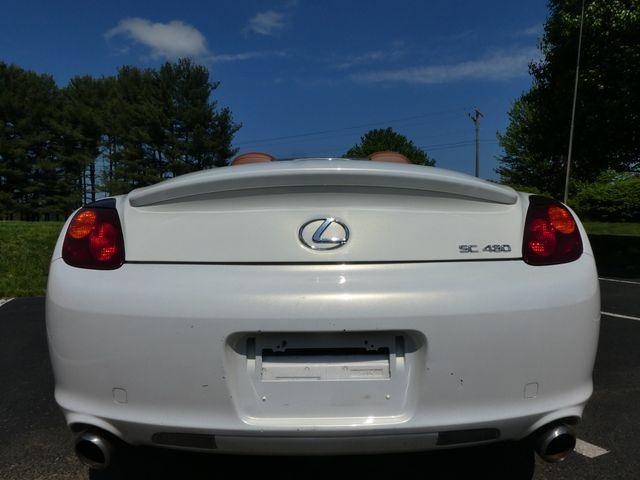 2005 Lexus SC 430 Leesburg, Virginia 9