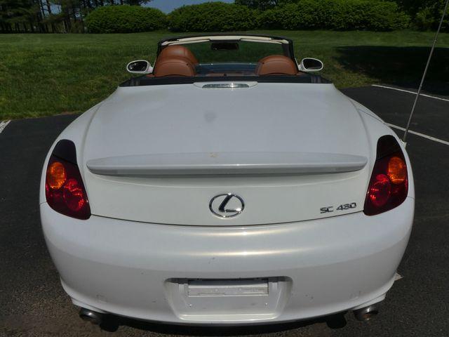 2005 Lexus SC 430 Leesburg, Virginia 7