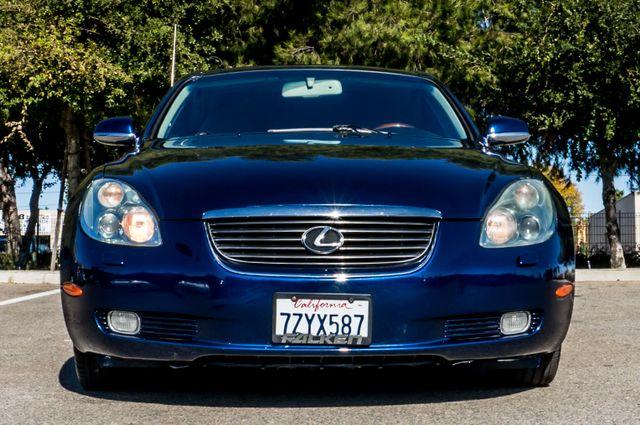 2005 Lexus SC 430 Reseda, CA 3