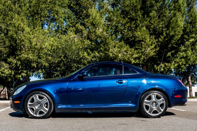 2005 Lexus SC 430 Reseda, CA 7