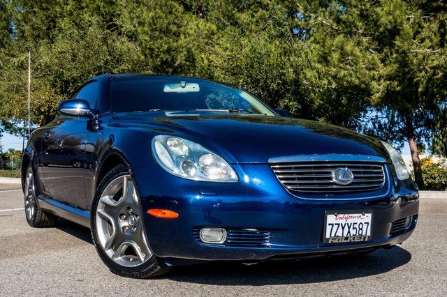 2005 Lexus SC 430 Reseda, CA 45