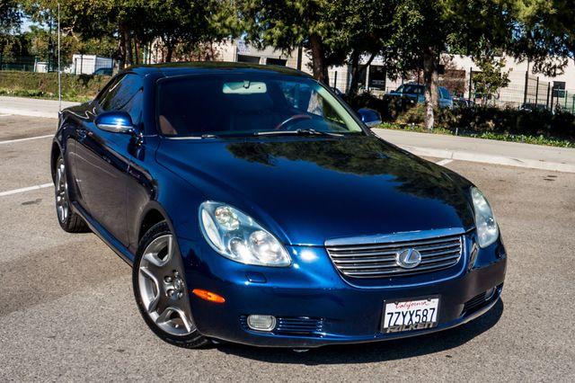 2005 Lexus SC 430 Reseda, CA 44