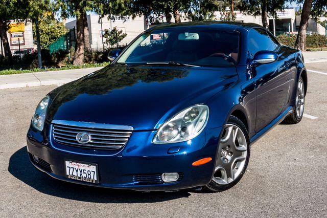 2005 Lexus SC 430 Reseda, CA 41
