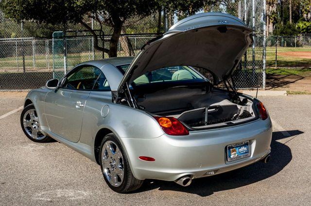 2005 Lexus SC 430  AUTO - 44K MILES - NAVI Reseda, CA 12