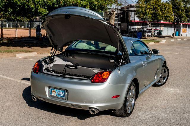 2005 Lexus SC 430  AUTO - 44K MILES - NAVI Reseda, CA 13