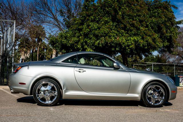 2005 Lexus SC 430  AUTO - 44K MILES - NAVI Reseda, CA 8