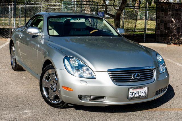 2005 Lexus SC 430  AUTO - 44K MILES - NAVI Reseda, CA 41