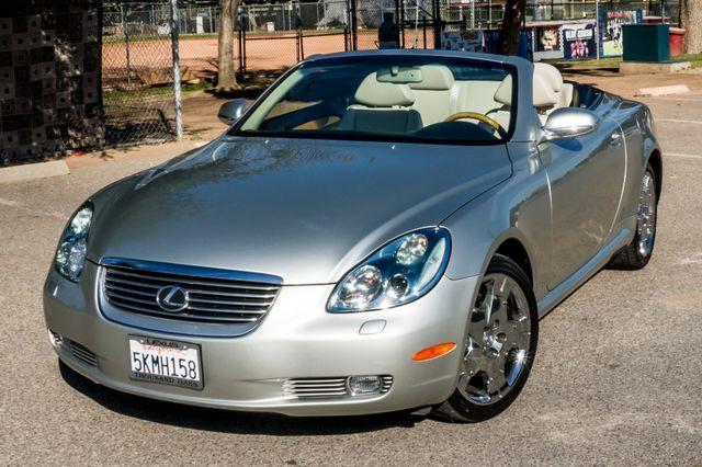 2005 Lexus SC 430  AUTO - 44K MILES - NAVI Reseda, CA 39