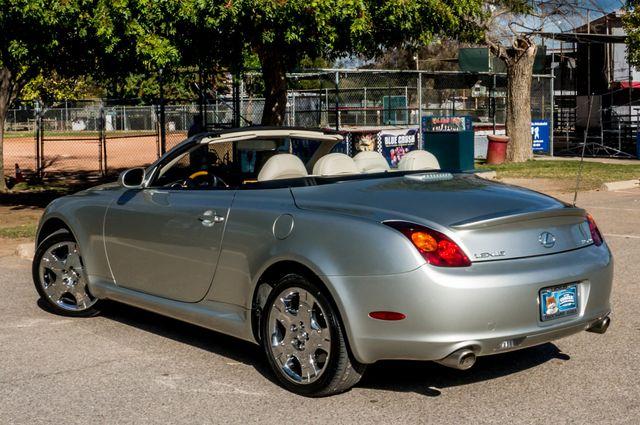 2005 Lexus SC 430  AUTO - 44K MILES - NAVI Reseda, CA 46