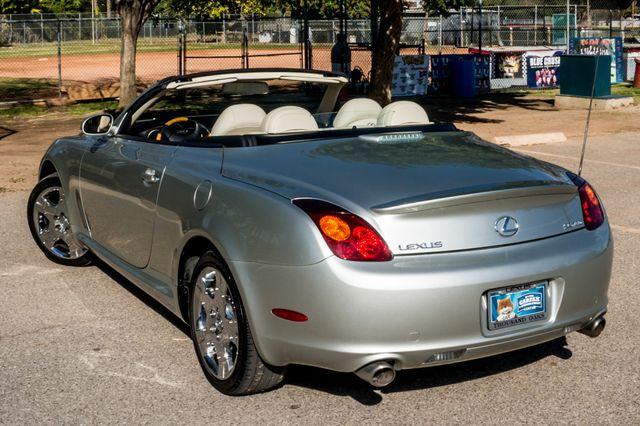 2005 Lexus SC 430  AUTO - 44K MILES - NAVI Reseda, CA 47