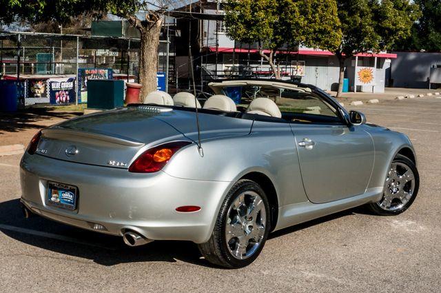 2005 Lexus SC 430  AUTO - 44K MILES - NAVI Reseda, CA 48