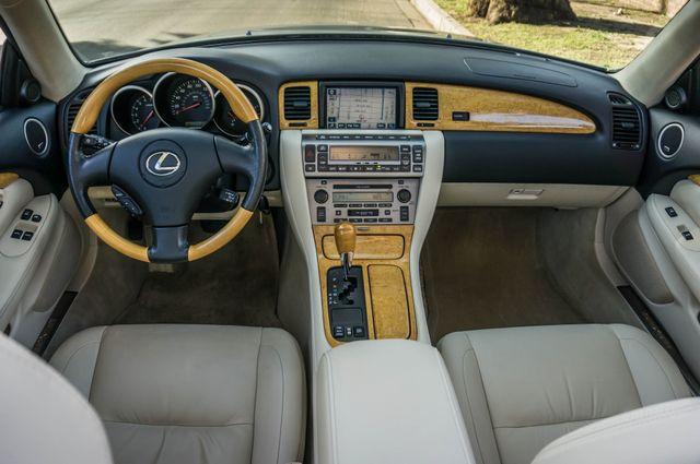 2005 Lexus SC 430  AUTO - 44K MILES - NAVI Reseda, CA 19
