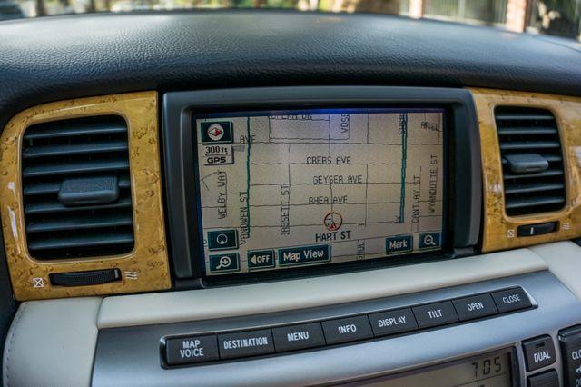 2005 Lexus SC 430  AUTO - 44K MILES - NAVI Reseda, CA 25