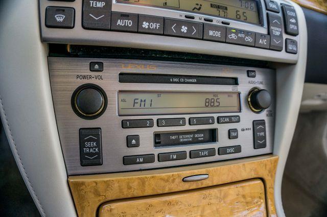 2005 Lexus SC 430  AUTO - 44K MILES - NAVI Reseda, CA 26