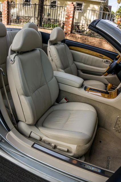 2005 Lexus SC 430  AUTO - 44K MILES - NAVI Reseda, CA 31