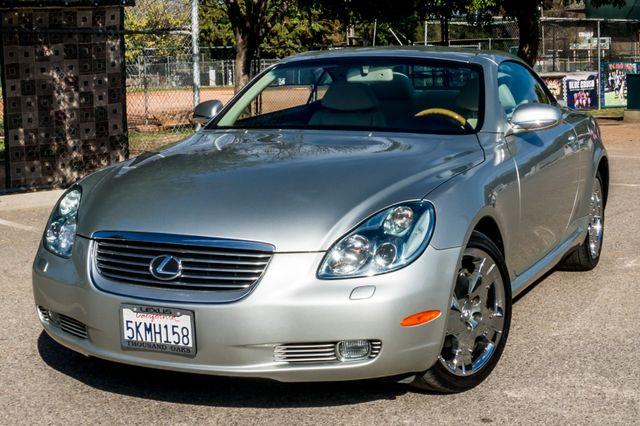 2005 Lexus SC 430  AUTO - 44K MILES - NAVI Reseda, CA 40