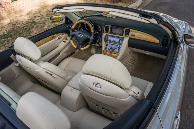2005 Lexus SC 430  AUTO - 44K MILES - NAVI Reseda, CA 35