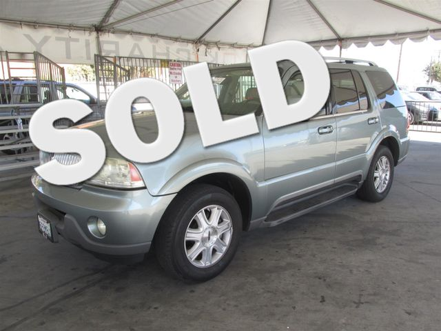 2005 Lincoln Aviator Please call or e-mail to check availability All of our vehicles are availa