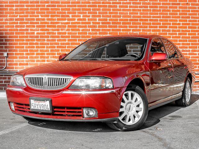 2005 Lincoln LS w/Luxury Pkg Burbank, CA 0