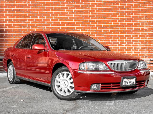 2005 Lincoln LS w/Luxury Pkg Burbank, CA 1