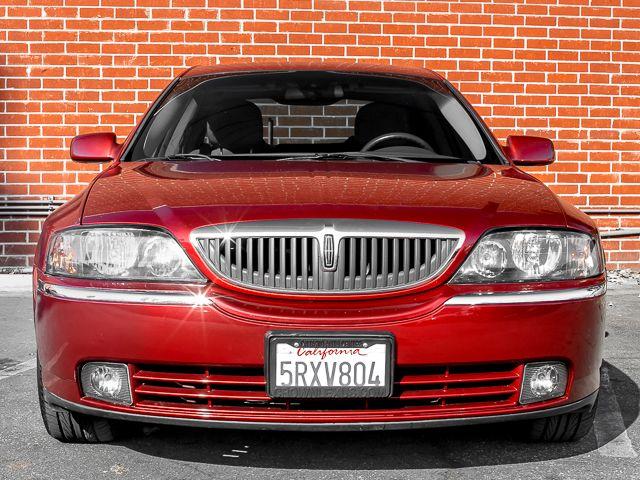 2005 Lincoln LS w/Luxury Pkg Burbank, CA 2