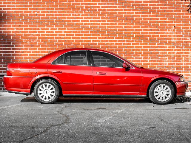 2005 Lincoln LS w/Luxury Pkg Burbank, CA 4