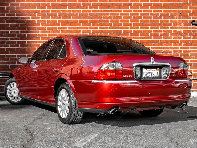 2005 Lincoln LS w/Luxury Pkg Burbank, CA 7