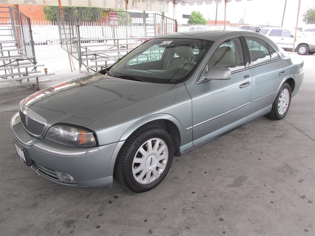 2005 Lincoln LS wLuxury Pkg Please call or e-mail to check availability All of our vehicles ar