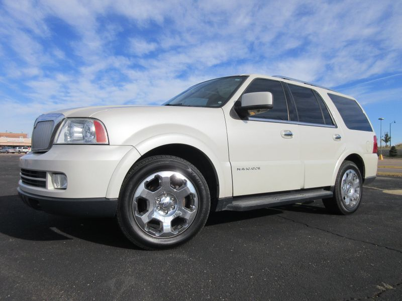 2005 Lincoln Navigator Luxury 4WD  Fultons Used Cars Inc  in , Colorado