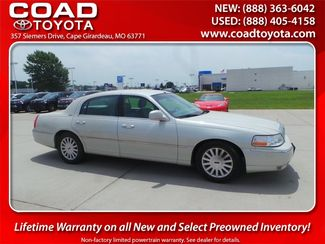2005 Lincoln Town Car Signature Cape Girardeau, Missouri