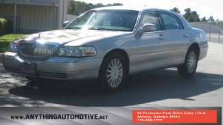2005 Lincoln Town Car Signature Chamblee, Georgia