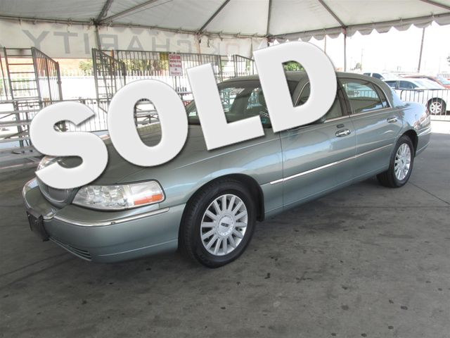 2005 Lincoln Town Car Signature Limited Please call or e-mail to check availability All of our
