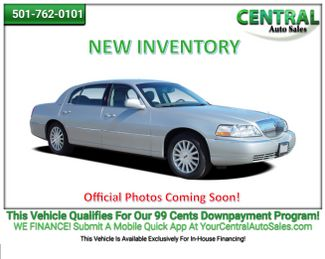 2005 Lincoln Town Car Signature | Hot Springs, AR | Central Auto Sales in Hot Springs AR