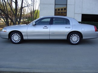 2005 Lincoln Town Car Signature Richardson, Texas