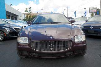 2005 Maserati Quattroporte Hialeah, Florida 1