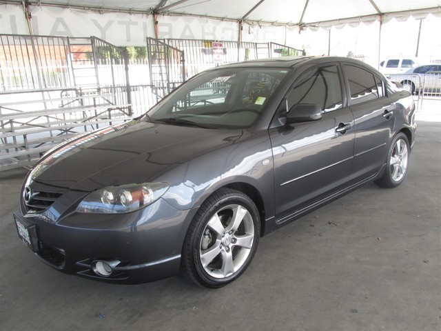 2005 Mazda Mazda3 Special Edition Please call or e-mail to check availability All of our vehicl