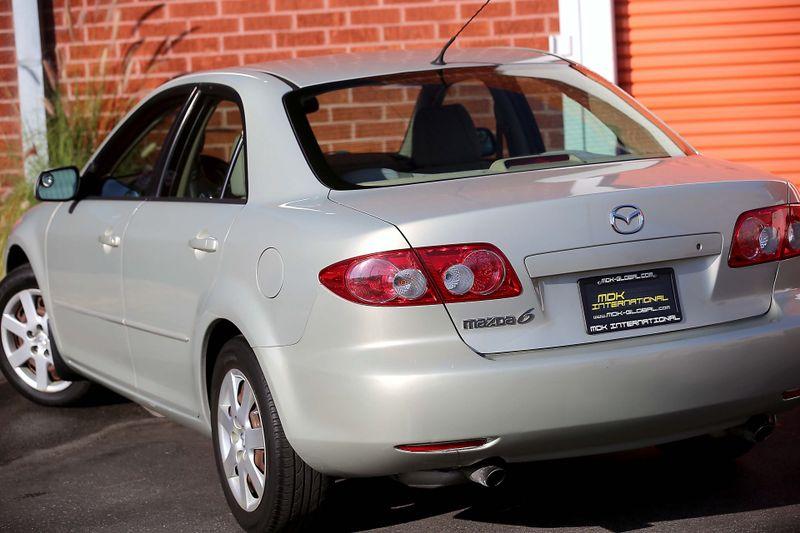 2005 Mazda Mazda6 i - Power everything - Fresh trade-in  city California  MDK International  in Los Angeles, California