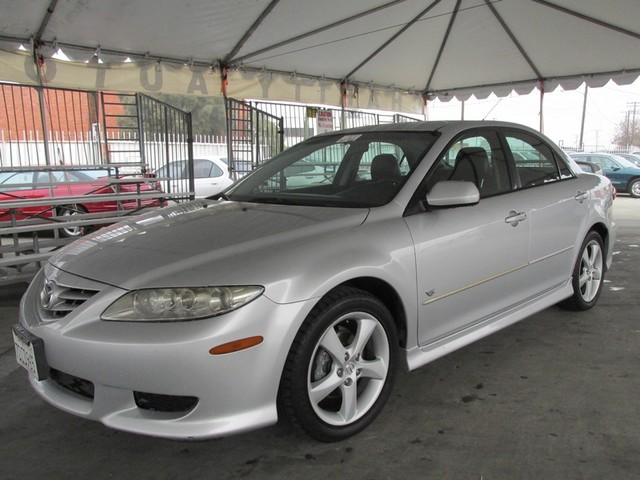 2005 Mazda Mazda6 Sport s Please call or e-mail to check availability All of our vehicles are av