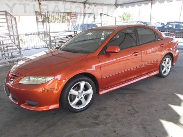 2005 Mazda Mazda6 Sport i Please call or e-mail to check availability All of our vehicles are a