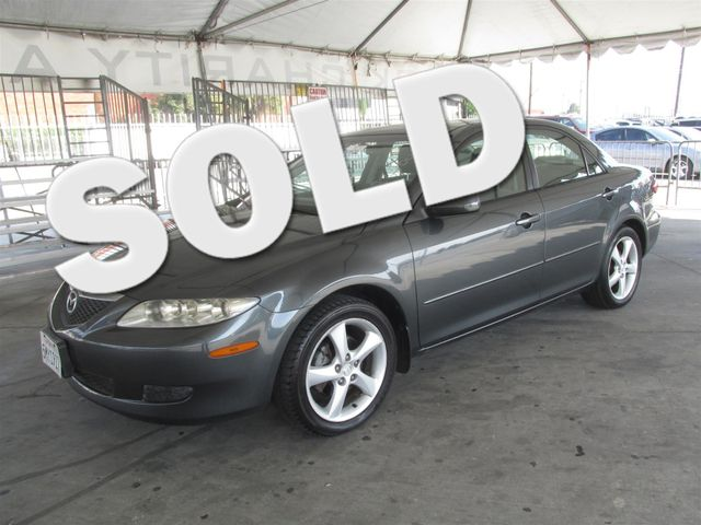 2005 Mazda Mazda6 i Please call or e-mail to check availability All of our vehicles are availab