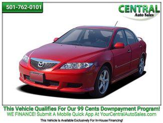 2005 Mazda Mazda6 Sport i | Hot Springs, AR | Central Auto Sales in Hot Springs AR