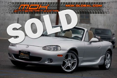 2005 Mazda MX-5 Miata LS - AUTO - Leather - Only 48K miles in Los Angeles
