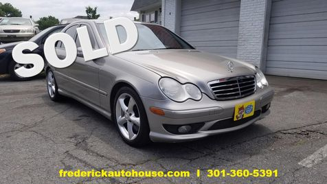 2005 Mercedes-Benz C230 1.8L in Frederick, Maryland