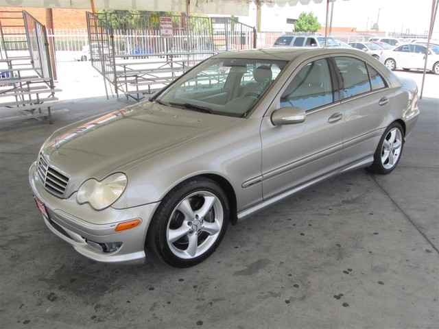 2005 Mercedes C230 18L Please call or e-mail to check availability All of our vehicles are ava