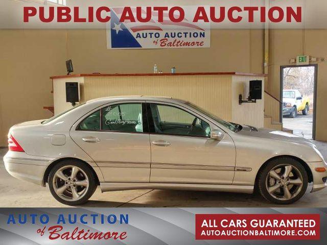 2005 Mercedes-Benz C230 1.8L | JOPPA, MD | Auto Auction of Baltimore  in JOPPA MD