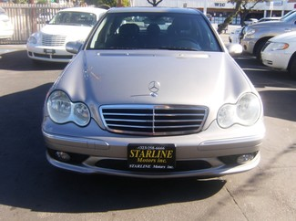 2005 Mercedes-Benz C230 1.8L Los Angeles, CA 1